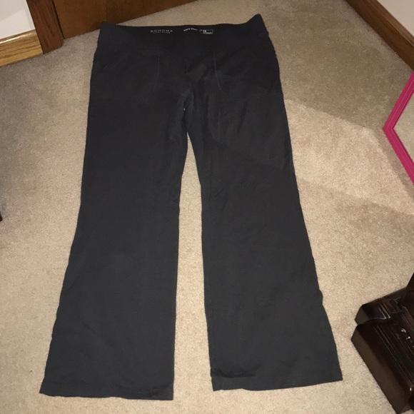 27b4cada086d8 Sonoma Pants - Sonoma Life and Style Women's Yoga Pants